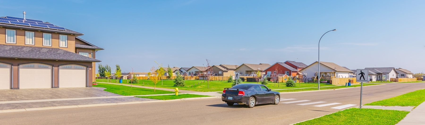 Neighbourhood in Lloydminster