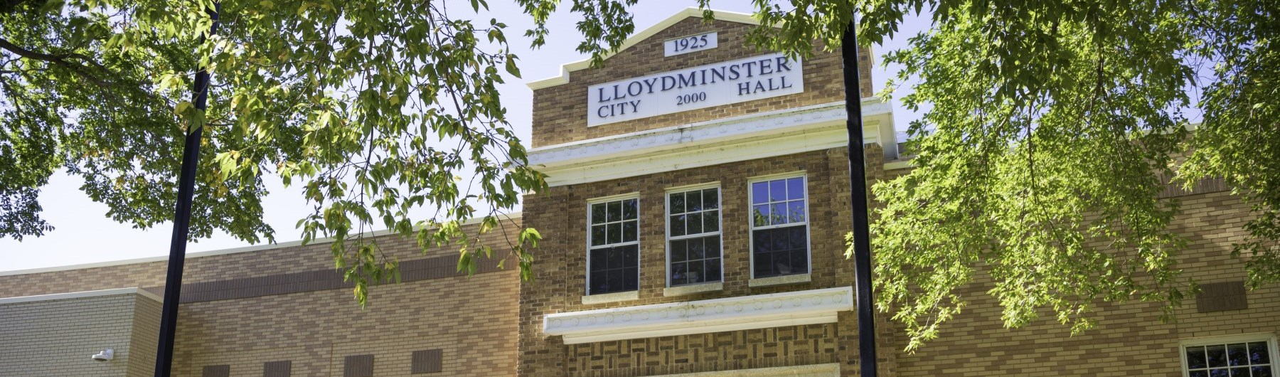 Lloydminster City Hall