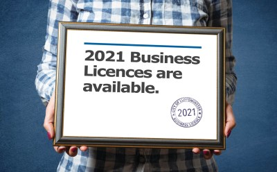 2021 Business Licences