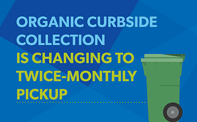 Curbside Collection Change
