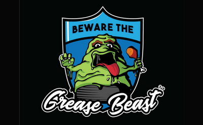 Grease Beast logo