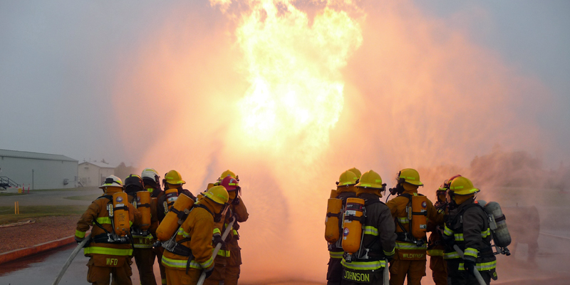 Lloydminster Fire Department Training