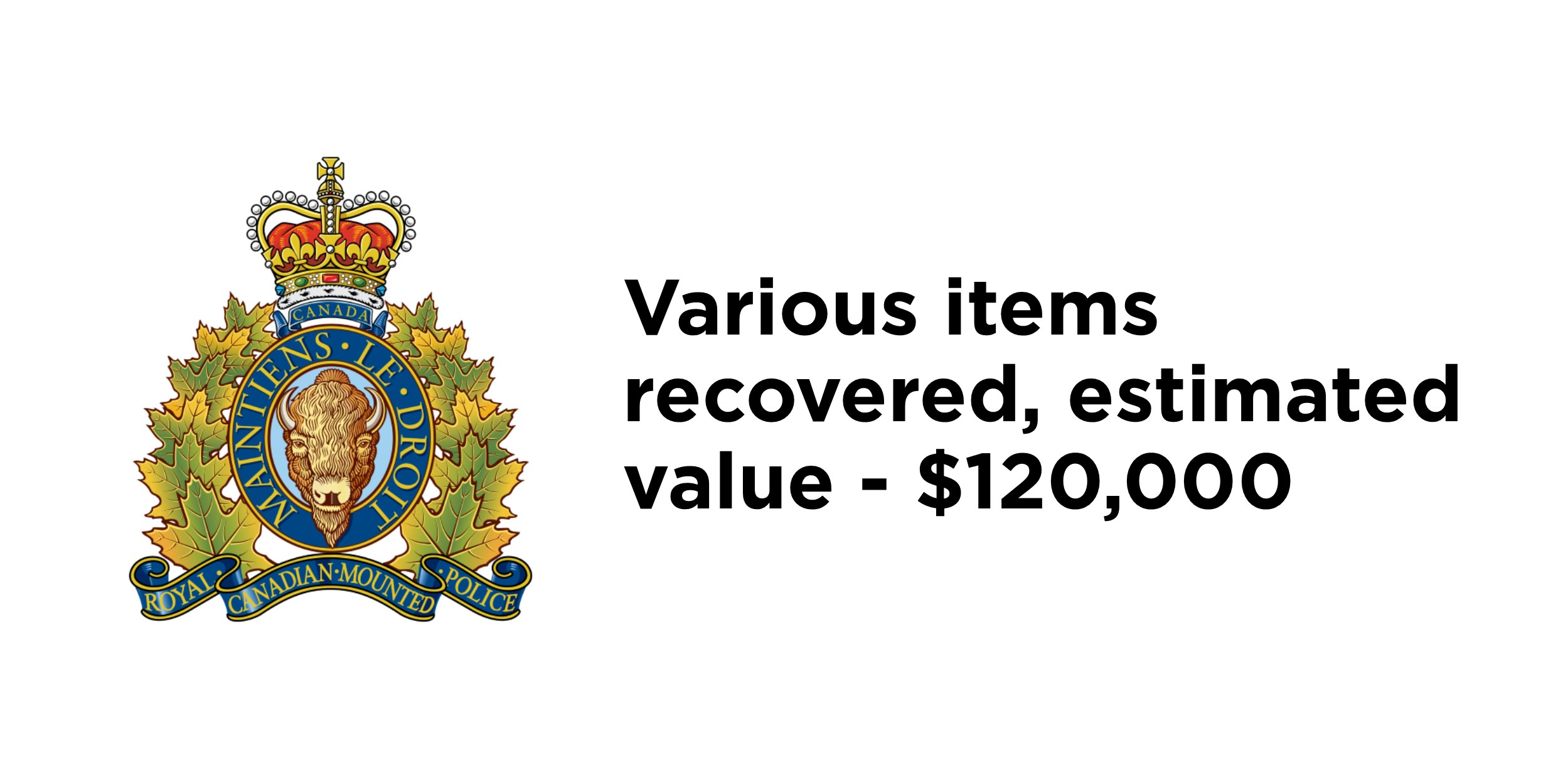 RCMP Search warrant