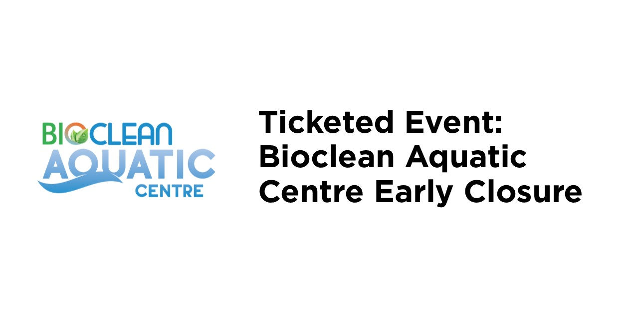 Bioclean Aquatic Centre early closure