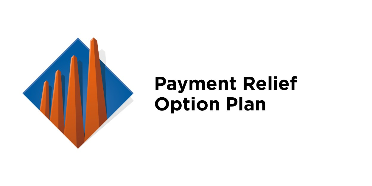Payment Relief Option Plan