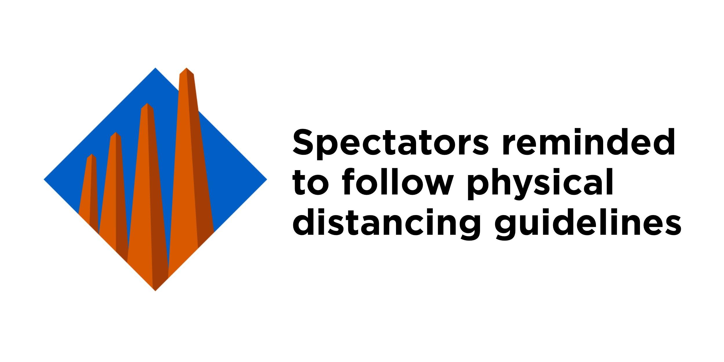 Spectator limits