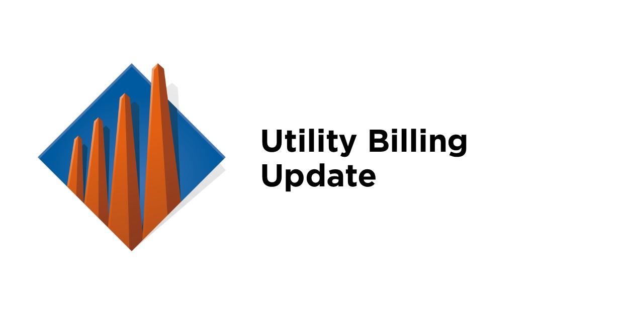 Utility Billing Update