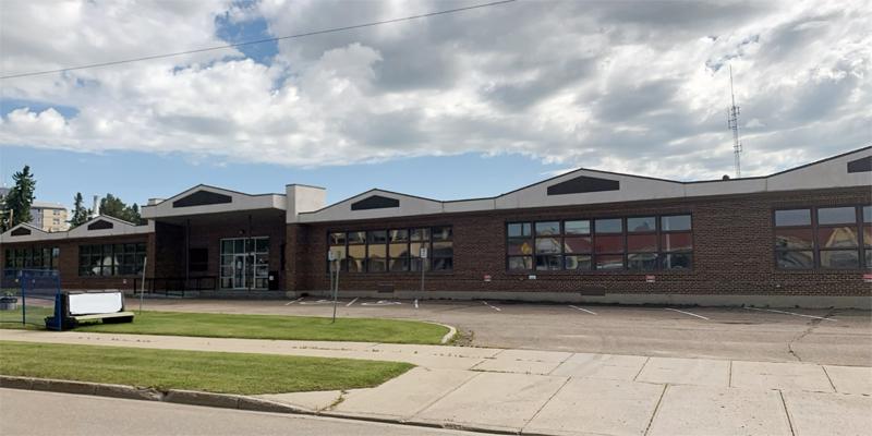 Community Services Building