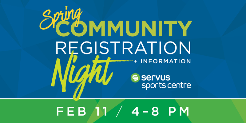 Community Registration Night