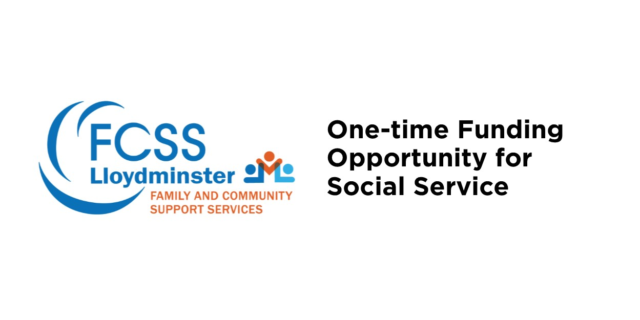 one-time funding opportunity for social service organizations