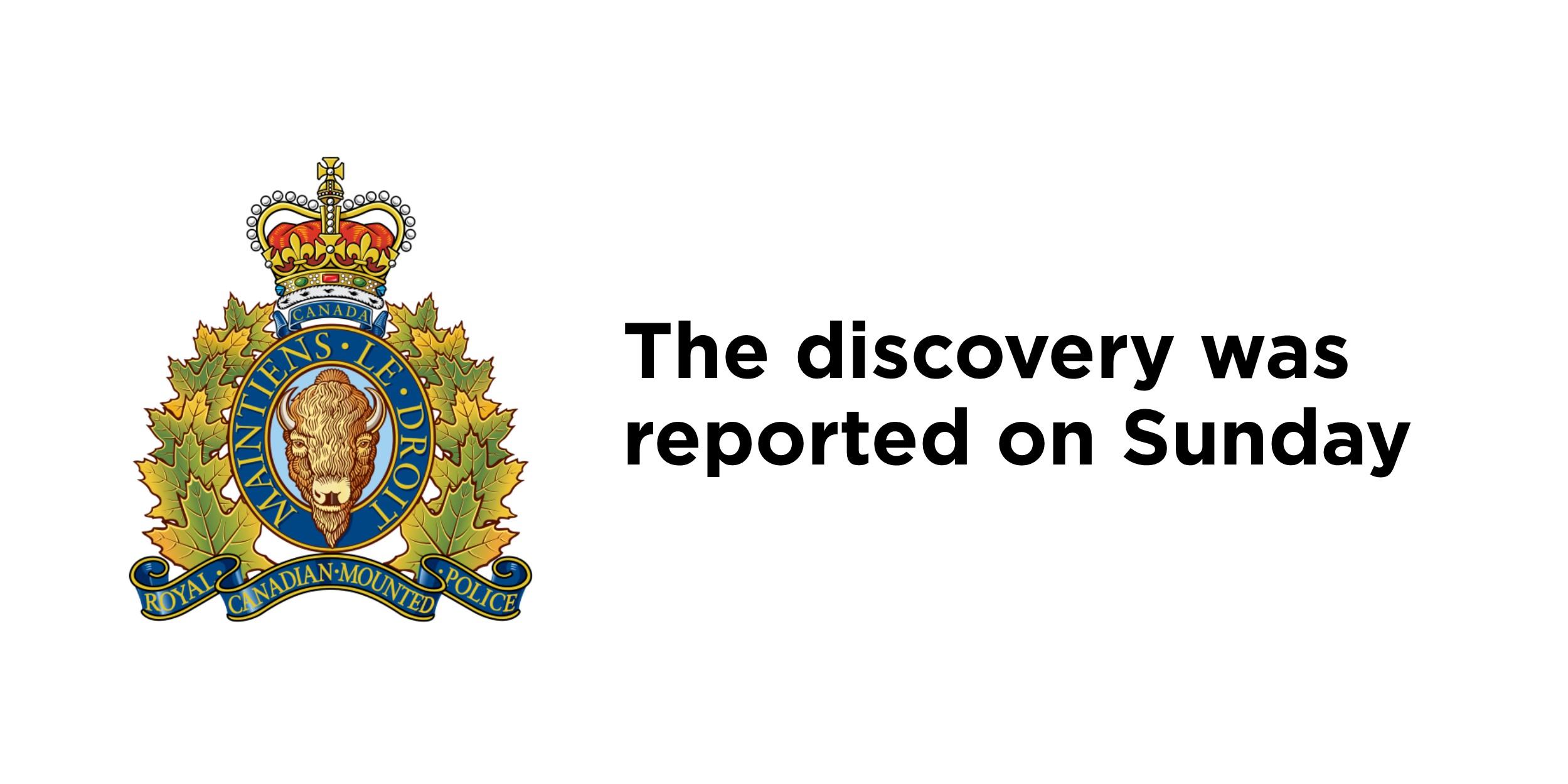 RCMP Investigate death