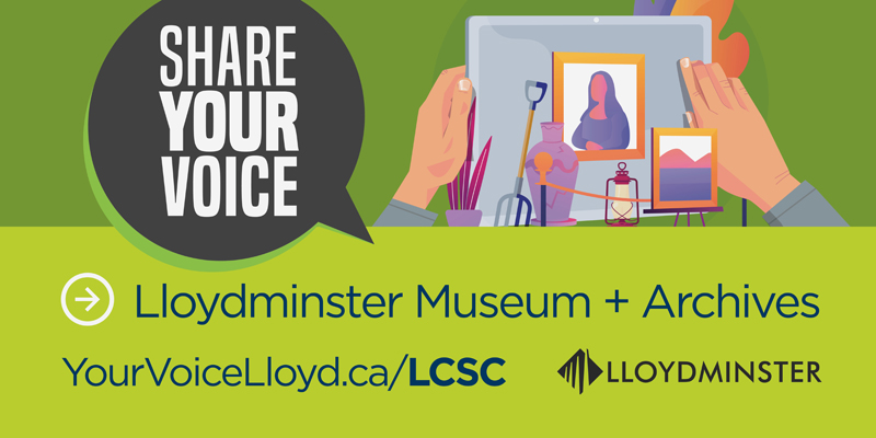 Lloydminster Museum and Archives community engagement