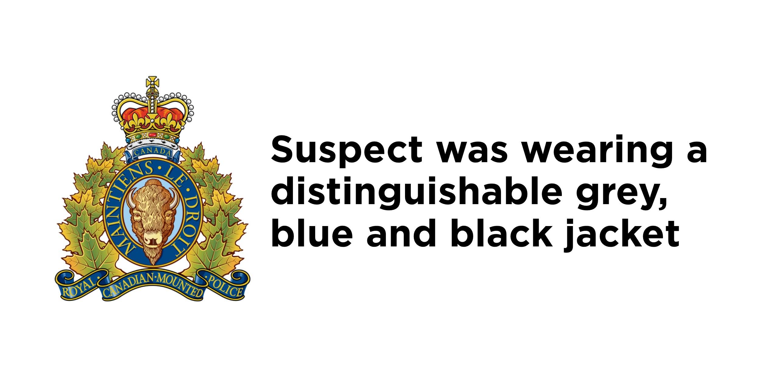 RCMP seeks public assistance
