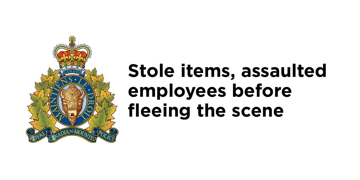 RCMP seeks assistance