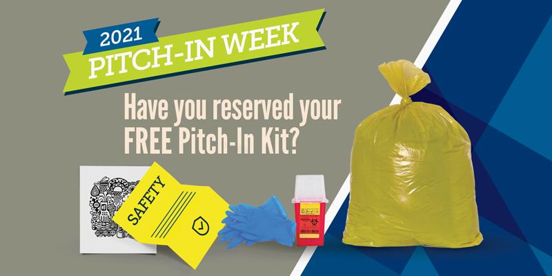 Pitch-In Week