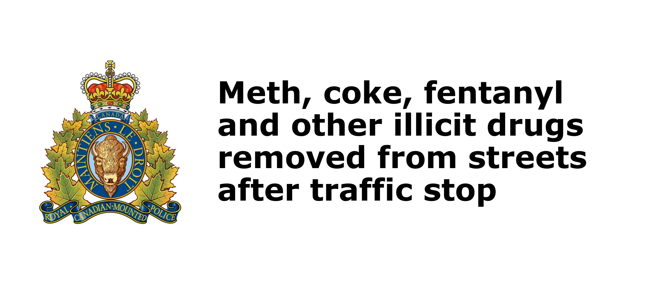 RCMP drug seizure