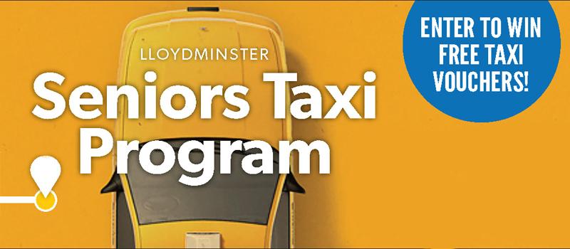 Seniors Taxi Program