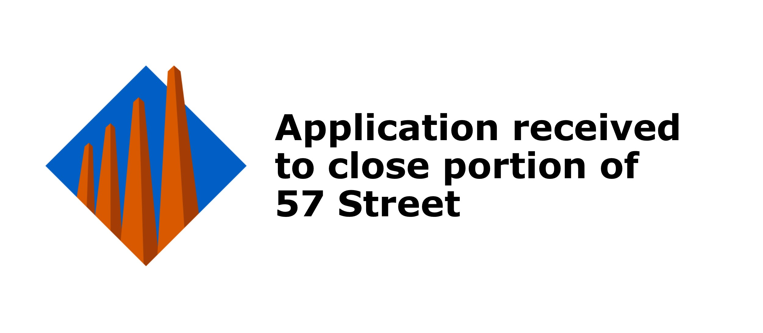 Road closure proposed for 57 Street