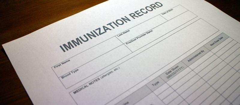 AHS vaccine info session