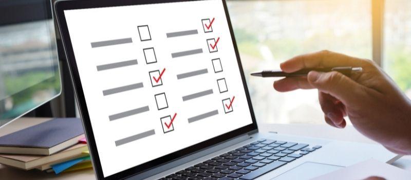 Property reinspection survey