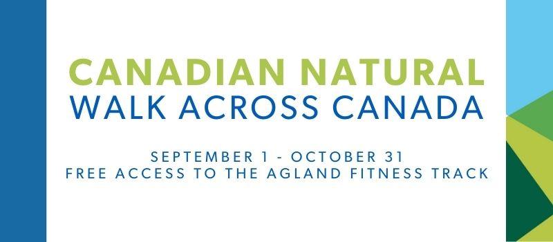 Canadian Natural Walk Across Canada