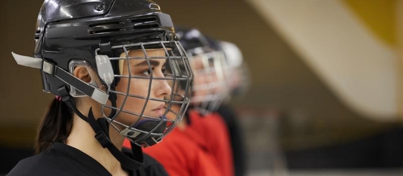 female hockey camp