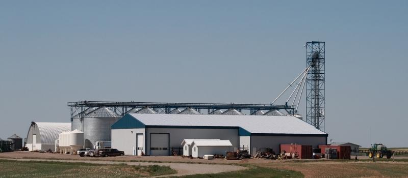 Farmland and storage