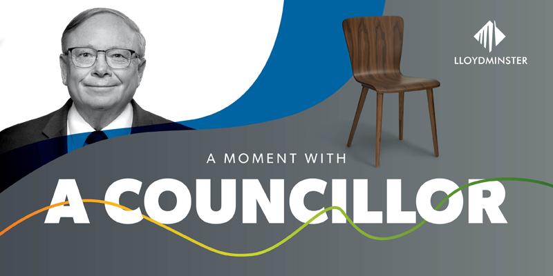 Councillor Glenn Fagnan