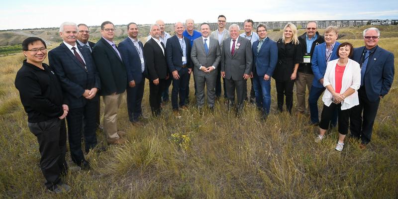 MSC Mayors Group Photo