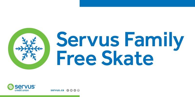 Servus Family Free Skate
