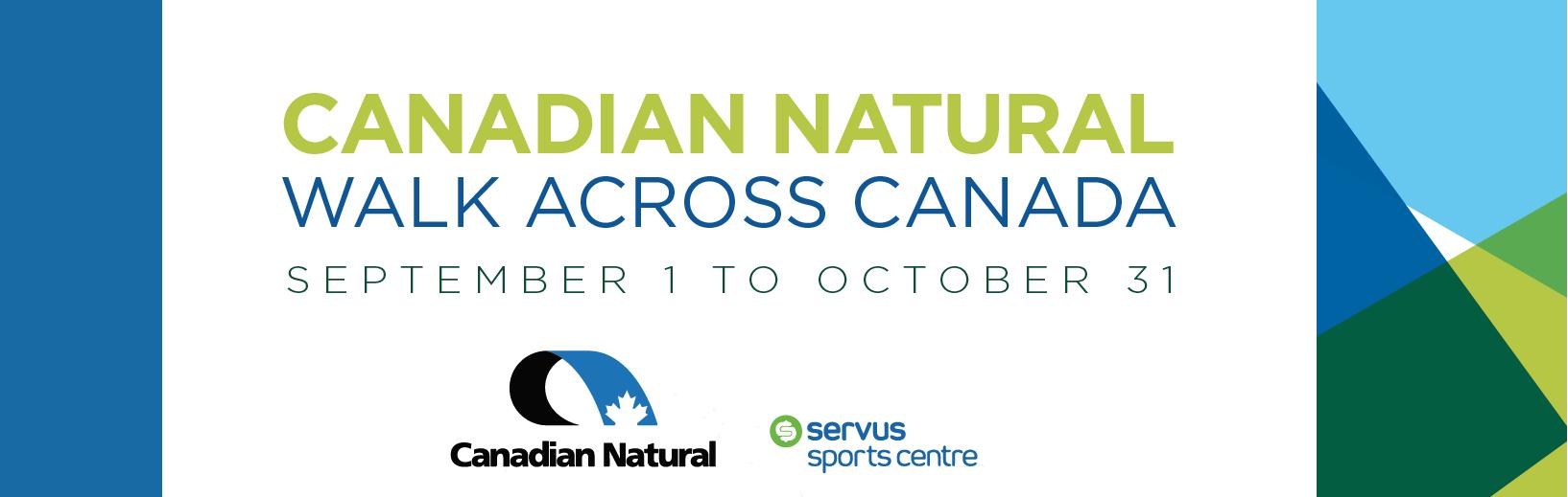 Canadian Natural Walk  2019
