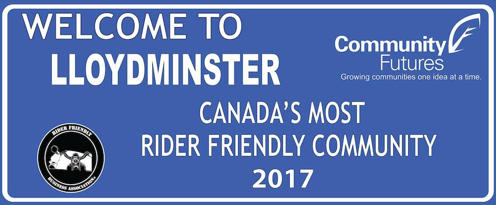 2017 Most Rider Friendly Community