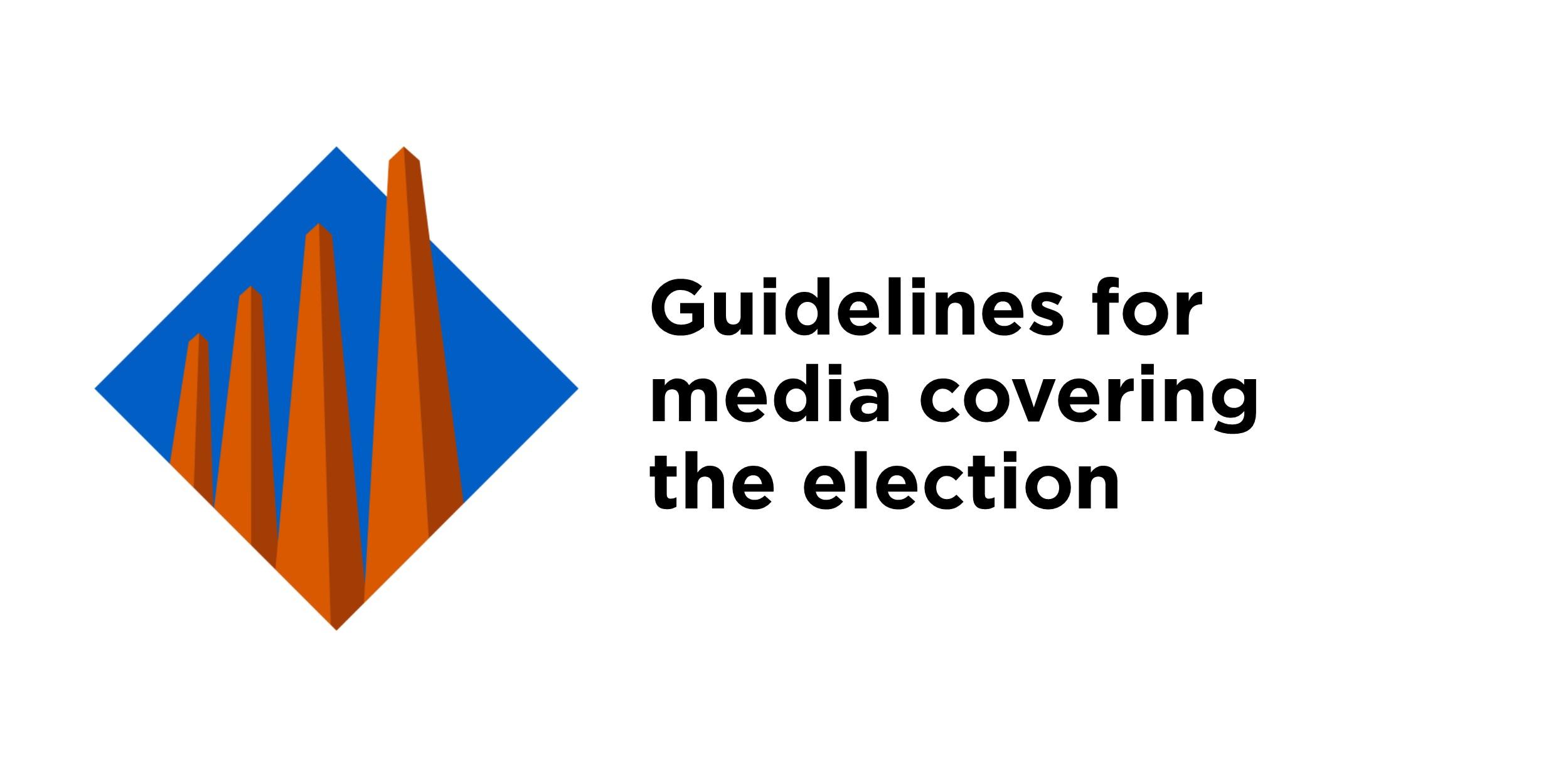 Media Guidelines