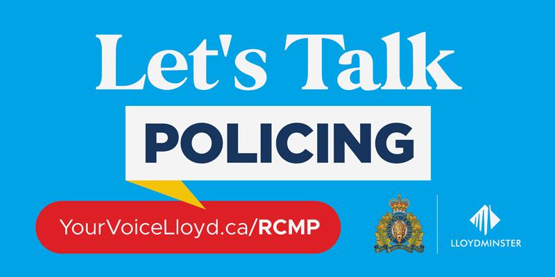 Let's Talk Policing