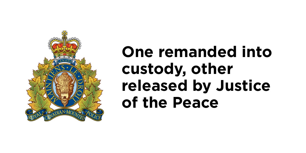RCMP arrest two