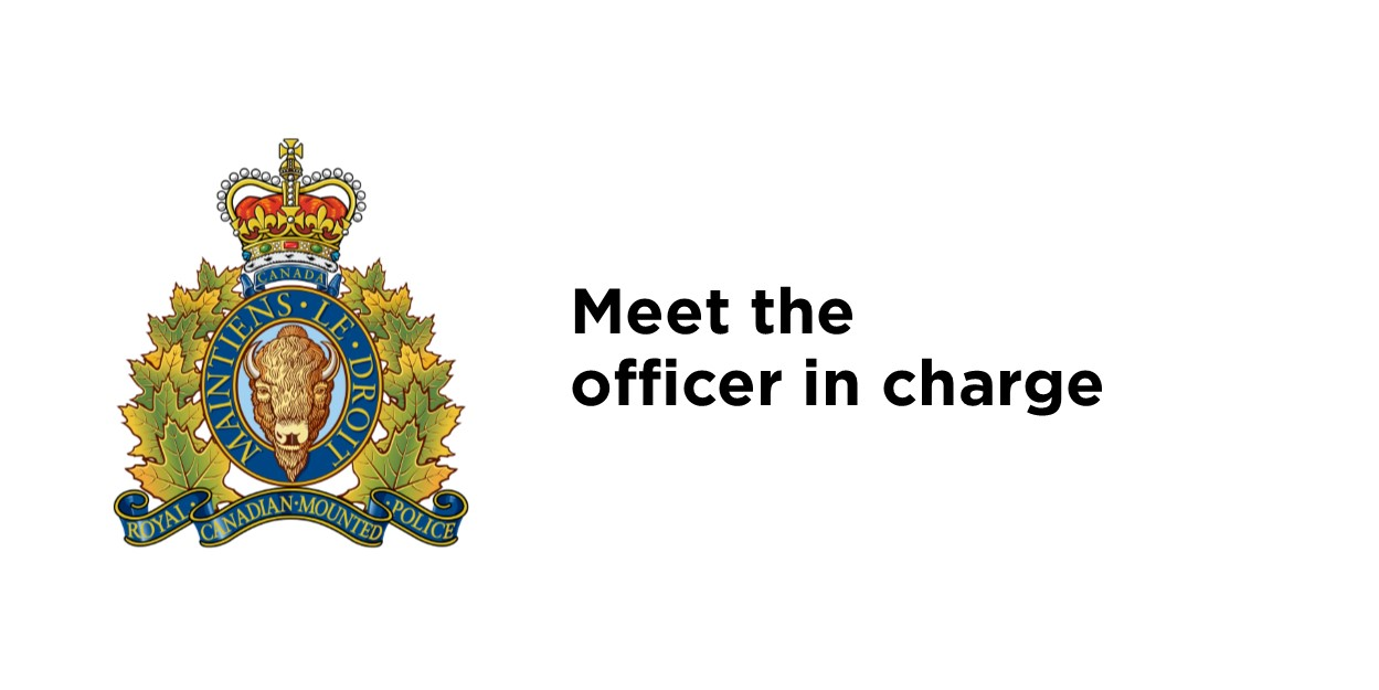 Officer in Charge: Insp. Lee Brachmann
