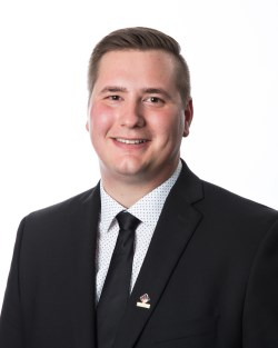 Councillor Johnathan Torresan