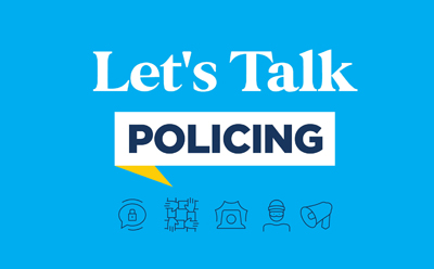 Let's Talk Policing